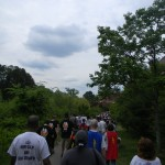 CCFA take steps walk crohn's colitis walkers stephanie hughes stolen colon ostomy blog